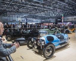 Morgan at the Geneva Motor Show 2017