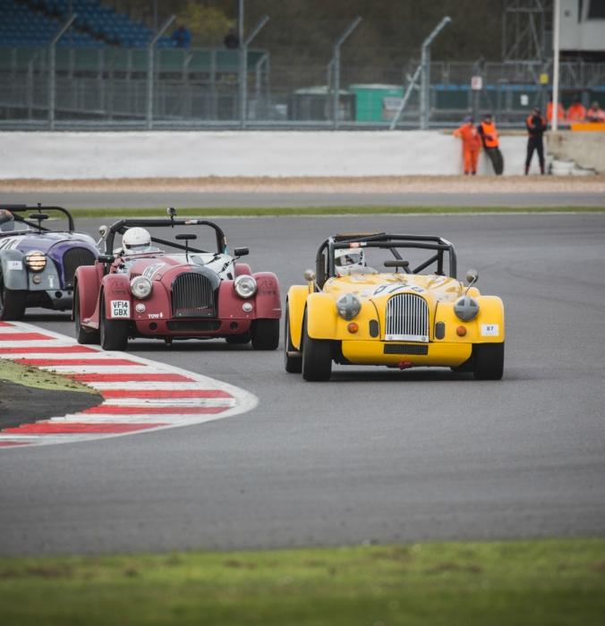 AR Motorsport Morgan Challenge 2016 – Silverstone