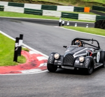 Elliot Paterson claims his second AR Motorsport Morgan Challenge Championship