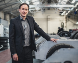 Colin Boden appointed as Group Financial Director of the Morgan Motor Company