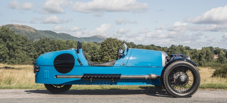 3 wheeler to meet current legislation we have been working to secure euro4 type approval on the morgan 3 wheeler we are delighted to announce that the euro4 publicscrutiny Images