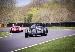 Morgan and AR Motorsport complete the first customer ARV6