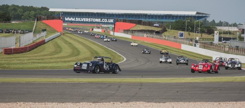 AR Motorsport Morgan Challenge 2016 – Silverstone GP