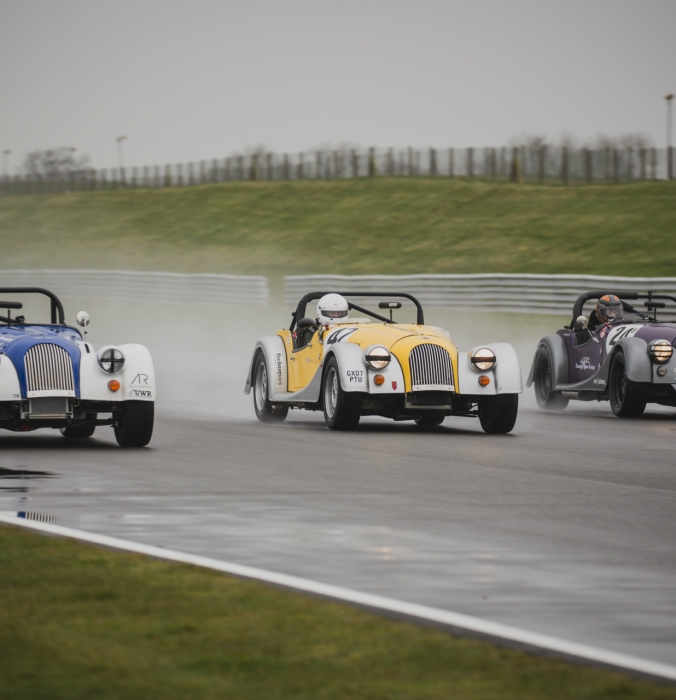 AR Motorsport Morgan Challenge 2016 – Snetterton 300