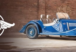 Building the Morgan 4/4 – 80 years in 4 minutes