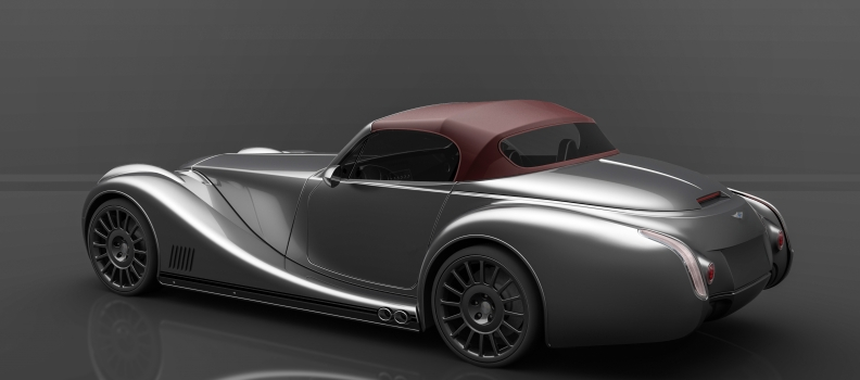 Aero 8 latest news: First look at soft top and wheels