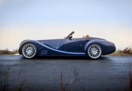 Morgan's all-new Aero 8 to make its live debut at 2015 Goodwood Festival of Speed
