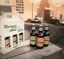 Morgan Motor Company introduces new collection of Morgan Ale