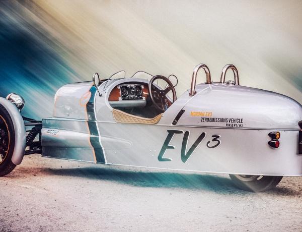 Morgan announce electric 3 Wheeler – The EV3