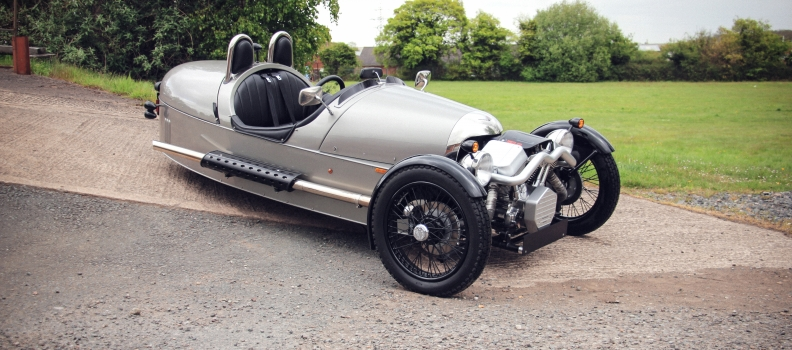 Morgan 3 Wheeler now available in Australia