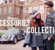Morgan Introduces a New Range of Lifestyle Accesories