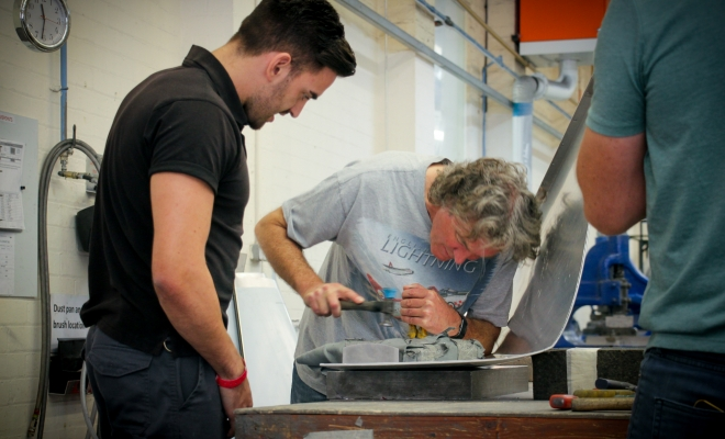 #InsideMorgan: Behind the scenes with James May