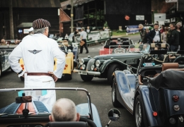 Morgan Thrill On The Hill 2015