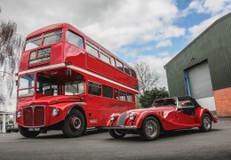 Morgan Motor Company to bring iconic Routemaster Bus back to the British public