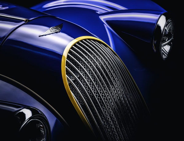 Morgan Motor Company Teases Plus 8 50th Anniversary  Edition Ahead of Geneva Motor Show Reveal