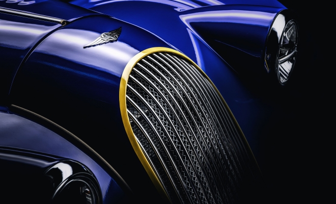 Morgan Motor Company Teases Plus 8 50th Anniversary  Edition Ahead of Geneva Motor Show Reveal