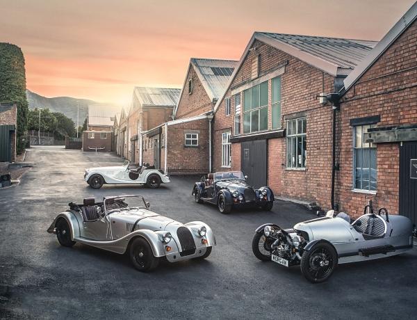 Morgan Motor Company Introduces Range of '110 Anniversary' Models Ahead Of Their Landmark 110th Anniversary Year