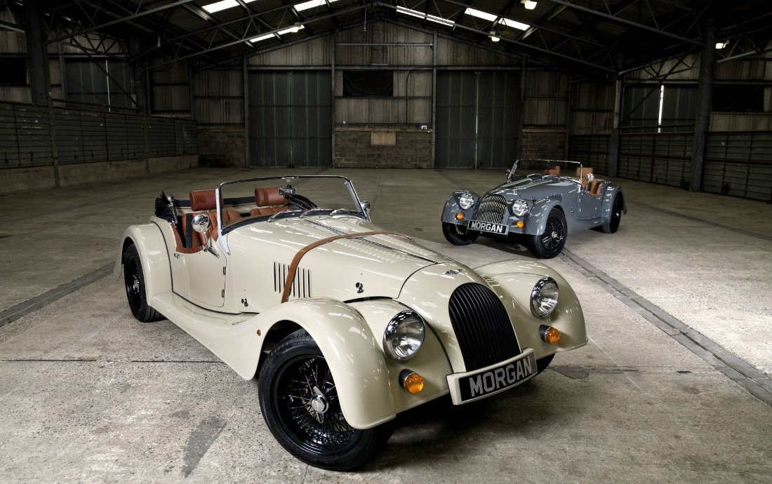 Morgan Roadster Media Centre