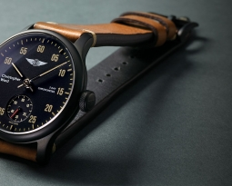 Morgan x Christopher Ward