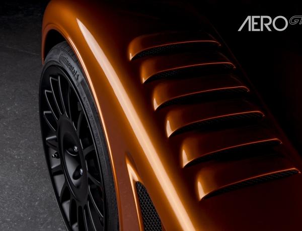 Morgan Motor Company launches race-inspired Aero GT