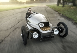 The Morgan EV3 – Official Launch Trailer