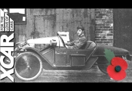 WWI Fighter Ace and Petrolhead: Remembering Albert Ball – XCAR