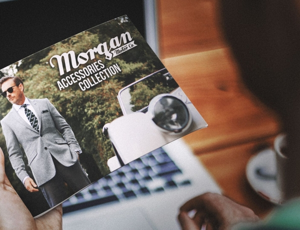 Morgan Motor Company showcases new accessories range with new shop and brochure
