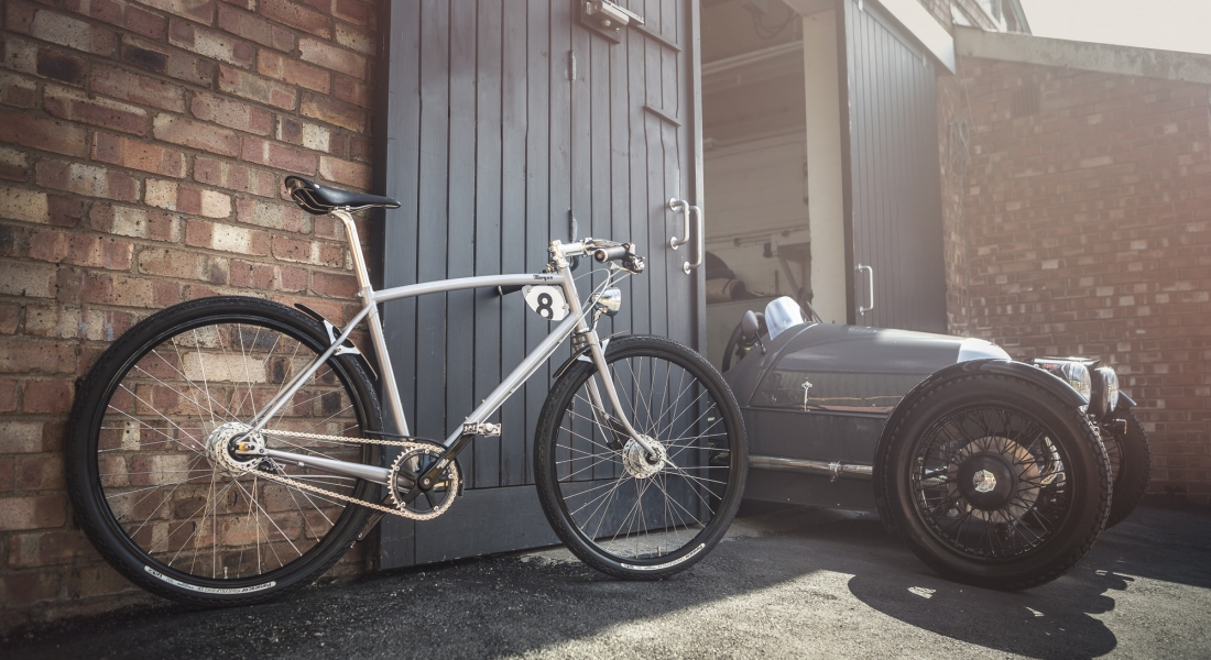 Pashley and Morgan introduce range of new cycles