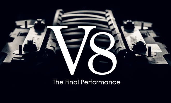 Morgan V8 – The Final Performance