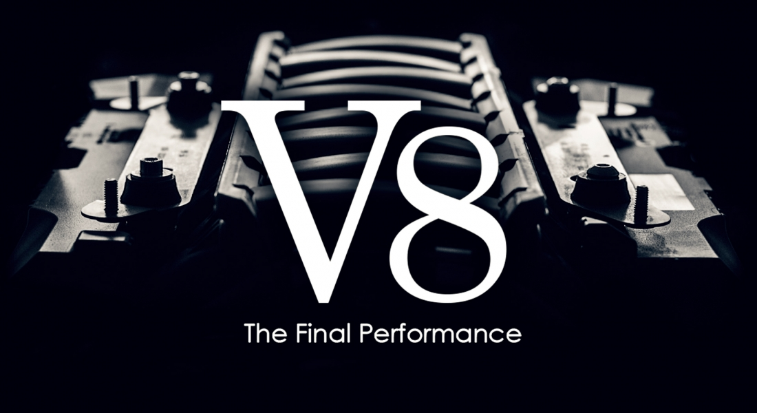 Morgan V8 – The Final Performance
