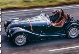 Morgan Plus 8 Speedster: Looks Retro, Sounds Like Thunder – XCAR